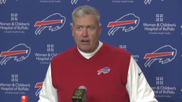 Bills react to beating NY Jets