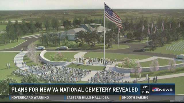 Proposed National Cemetery