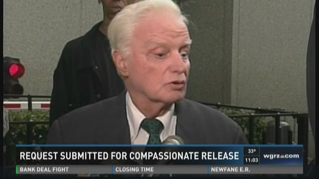 Request Submitted for Compassionate Release