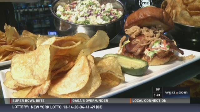 716 Super Bowl Carolina BBQ Pork