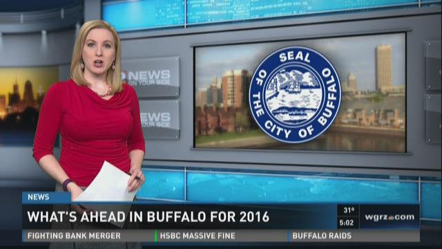 WHATS AHEAD IN BUFFALO FOR 2016