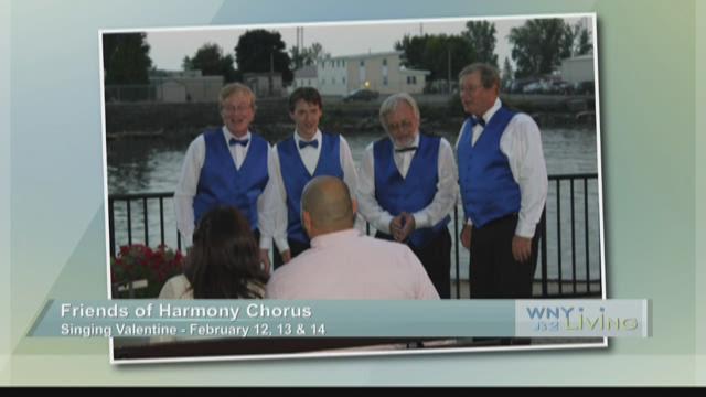February 6 - Friends of Harmony Chorus.