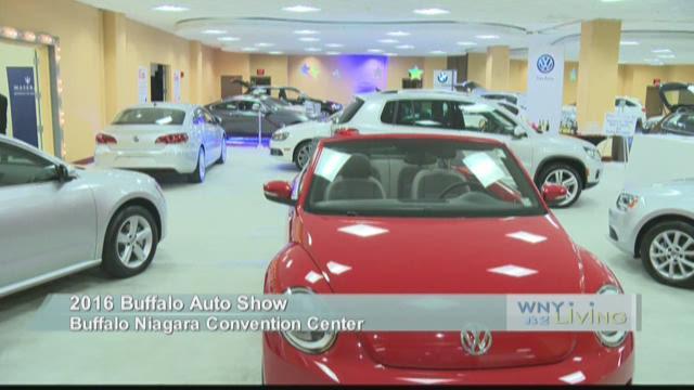February 6 - Buffalo Auto Show (Part 1 of 2)