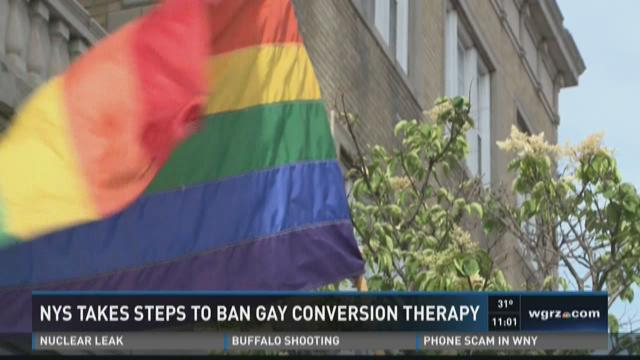Nys Takes Steps To Ban Gay Conversion Therapy