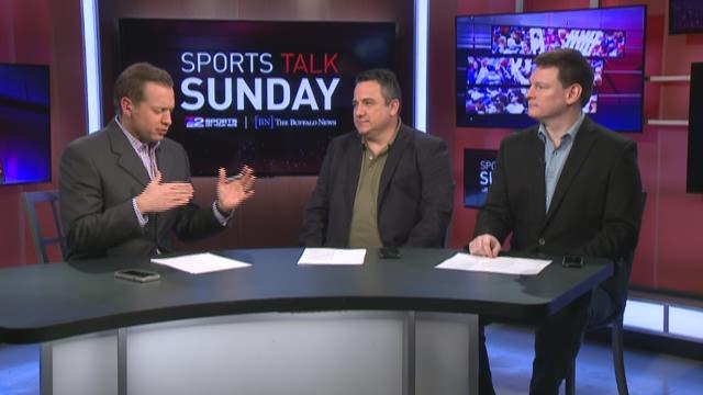 Sports Talk Sunday - Future of the Bills