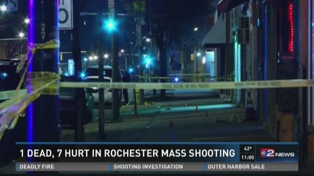 Rochester Shooting