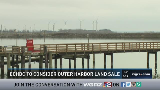Outer Harbor Land Transfer
