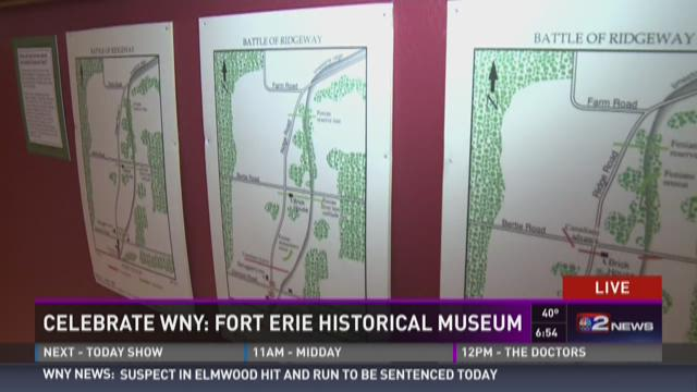 Celebrate WNY: Fort Erie Historical Museum