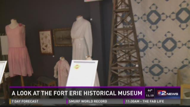 Celebrate WNY:  Fort Erie History Museum