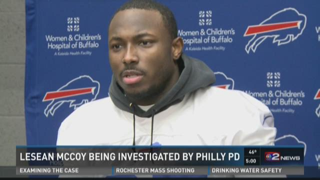 LeSean Mccoy Being Investigated By Philly PD
