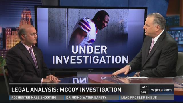 Legal Anlaysis: McCoy Investigation