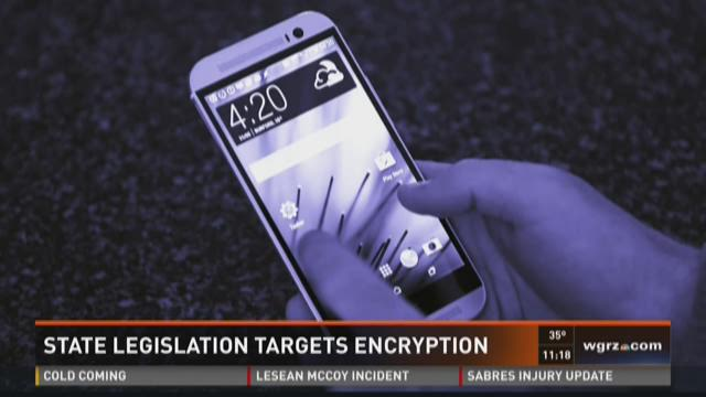 State Legislation Targets Encryption
