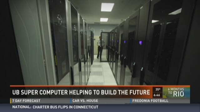 Innovate WNY: UB Super Computer