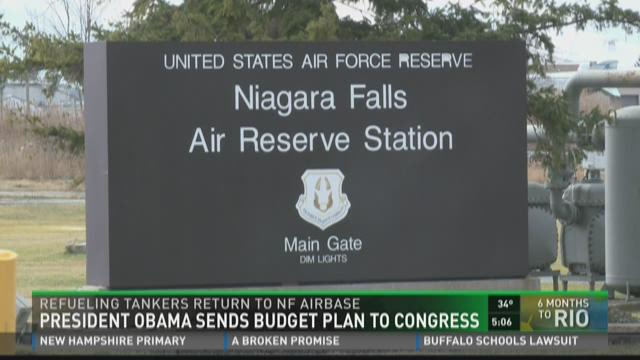 President Obama Sends Budget Plan To Congress
