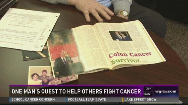 One Man's Quest To Help Others Fight Cancer