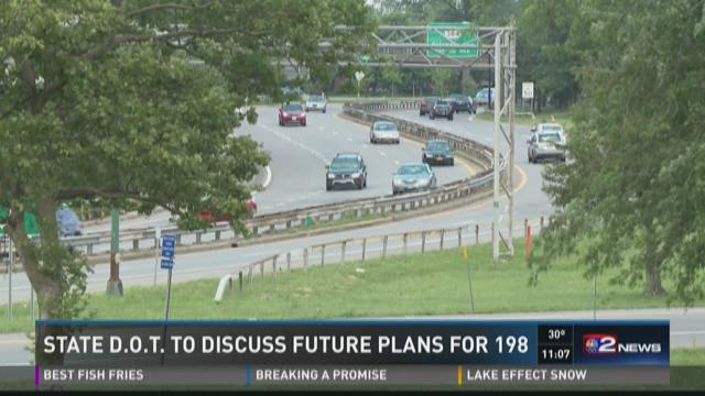 state d.o.t. to discuss future plans for 198