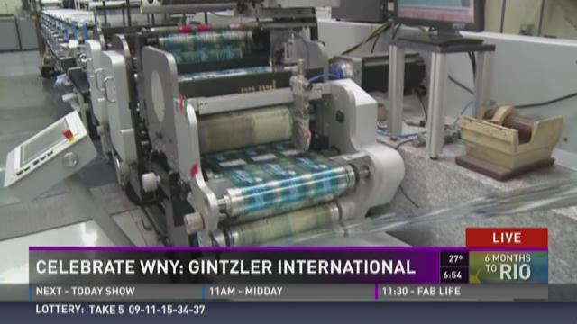 Celebrate WNY: Gintzler International