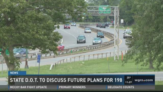 NYSDOT to discuss future plans for 198