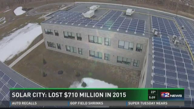 SOLAR CITY'S STOCK PLUNGE CONTINUES