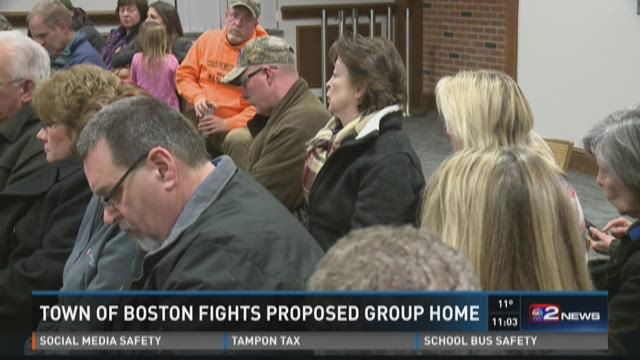 Boston fights group home