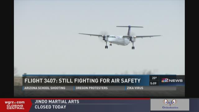 FLIGHT 3407: STILL FIGHTING FOR AIR SAFETY