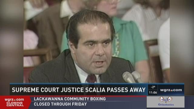 Local law professor remembers Justice Antonin Scalia