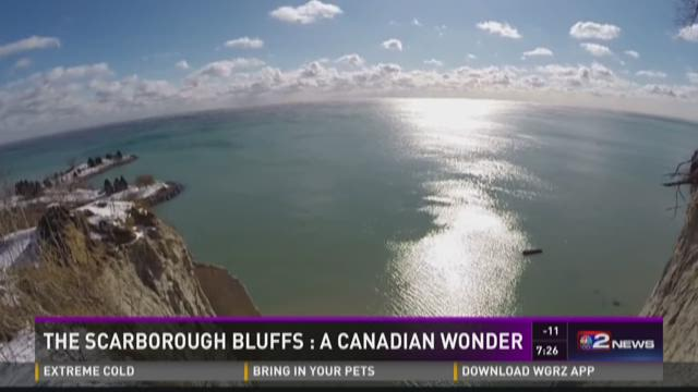 2 The Outdoors: The Scarborough Bluffs