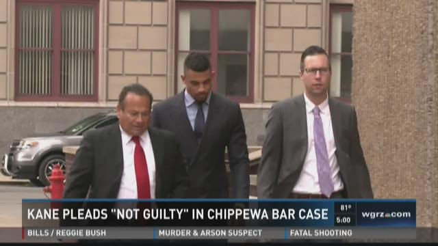 Evander Kane pleads not guilty in court | wgrz.com