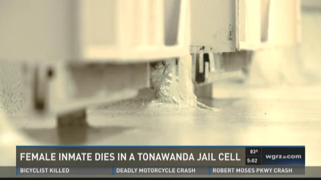 Female inmate dies in a Tonawanda Jail Cell