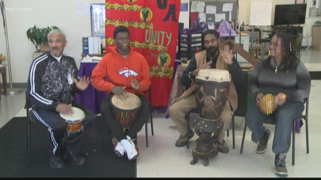 Kwanzaa Celebration Draws Crowd to Jefferson School