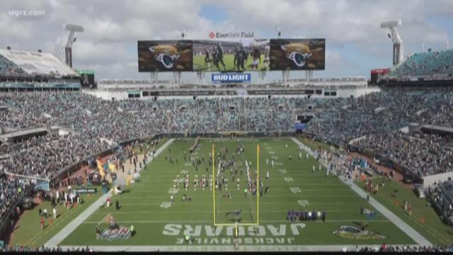 Jacksonville Jaguars To Sell Teal Burgers, Beer & Ice Cream On Sunday
