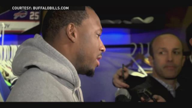 LeSean McCoy: Ankle injury 'wasn't as bad as I thought'