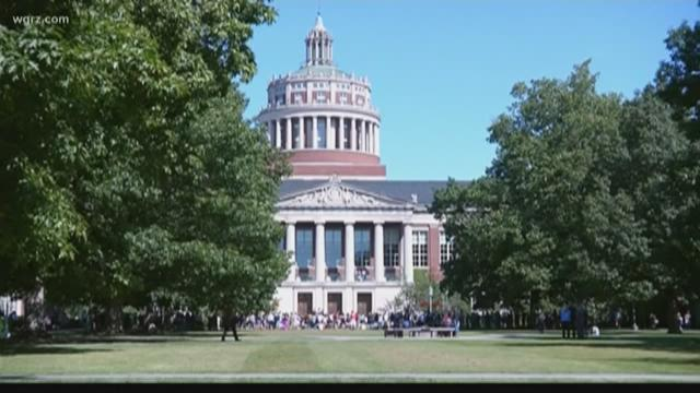 University of Rochester professor at center of sexual misconduct complaint apologizes
