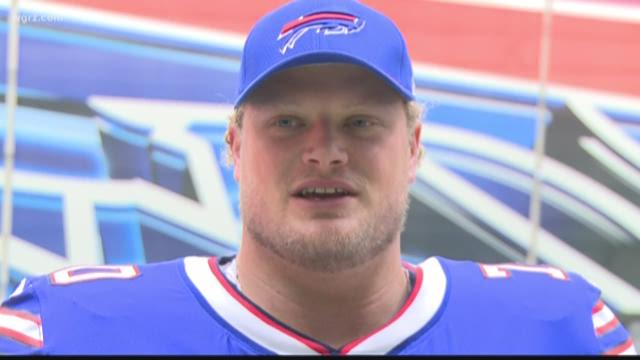 Bills center Eric Wood suffers career-ending neck injury