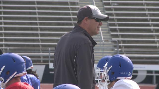 Lance Leipold awaits UB football coaching debut