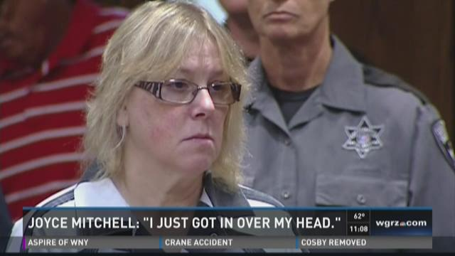 Prison worker Joyce Mitchell: 'I just got in over my head'