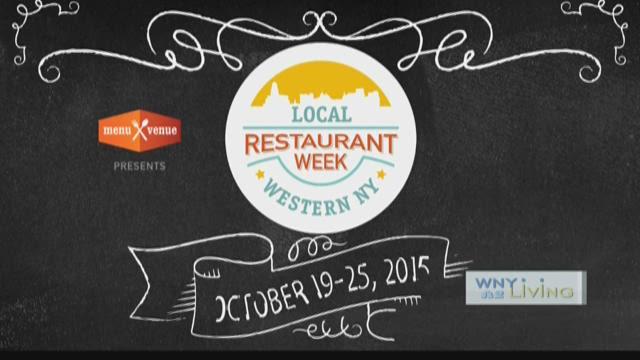 Wny living october 10 local restaurant week for Table 52 restaurant week 2015