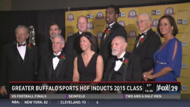 Greater Buffalo Hall of Fame inductees