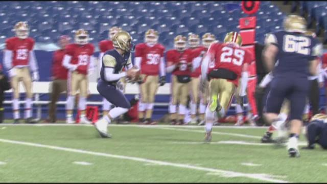 St. Francis rolls past Canisius for Monsignor Martin title