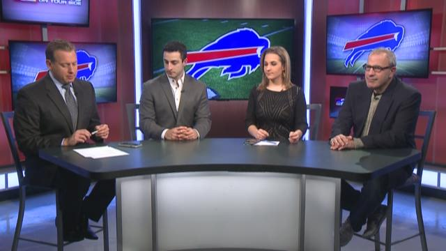 Ch 2 Sports roundtable on Bills loss